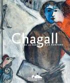 Couverture du livre « Chagall, de la poésie à la peinture » de Jean-Louis Prat aux éditions Fhel