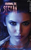 Couverture du livre « Journal de Stefan t.5 ; l'asile » de Kevin Williamson et Julie Plec et L. J. Smith aux éditions Black Moon
