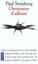 Couverture du livre « Les Chroniques D'Ailleurs » de Paul Steinberg aux éditions Pocket