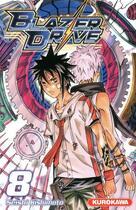 Couverture du livre « Blazer drive t.8 » de Seishi Kishimoto aux éditions Kurokawa