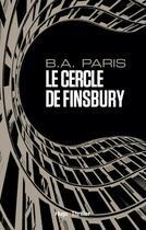 Couverture du livre « Le cercle de Finsbury » de B. A. Paris aux éditions Hugo Roman