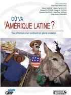 Couverture du livre « Où va l'Amérique Latine ? » de Collectif aux éditions Bebooks