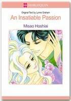 Couverture du livre « An Insatiable Passion » de Lynne Graham aux éditions Harlequin K.k./softbank Creative Corp.
