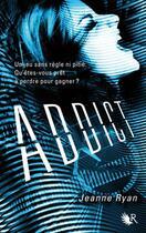 Couverture du livre « Addict » de Jenna Ryan aux éditions R-jeunes Adultes