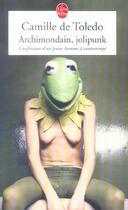 Couverture du livre « Archimondain Jolipunk » de De Toledo-C aux éditions Lgf