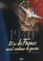 Couverture du livre « 1940 ; et si la France avait continué la guerre T.1 ; le grand déménagement » de Jean-Pierre Pecau et Jovan Ukropina et Tanja Cinna aux éditions Soleil