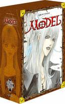 Couverture du livre « Model ; coffret t.4 à t.7 » de So-Young Lee aux éditions Saphira