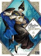 Couverture du livre « L'atelier des sorciers T.6 » de Kamome Shirahama aux éditions Pika
