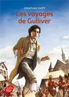 Couverture du livre « Les voyages de Gulliver » de Jonathan Swift aux éditions Hachette Jeunesse