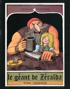 Couverture du livre « Le geant de zeralda » de Tomi Ungerer aux éditions Ecole Des Loisirs