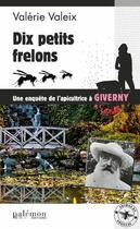Couverture du livre « Dix petits frelons » de Valerie Valeix aux éditions Palemon