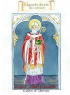 Couverture du livre « Saint Austremoine ; l'apôtre de l'Auvergne » de Mauricette Vial-Andru aux éditions Saint Jude