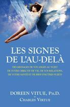 Couverture du livre « Les signes de l'au-delà » de Sylvia Browne aux éditions Ada
