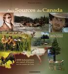 Couverture du livre « Sources Du Canada (Aux) » de Athias Vincent aux éditions Cheminements