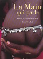 Couverture du livre « La main qui parle » de Baldizzone aux éditions Phebus