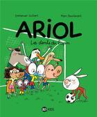 Couverture du livre « Ariol T.9 ; les dents du lapin » de Emmanuel Guibert et Marc Boutavant aux éditions Bd Kids