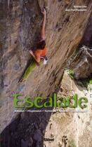 Couverture du livre « Escalade » de Nicolas Glee et Jean-Paul Rousselet aux éditions Glenat