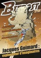 Couverture du livre « Revue Bifrost N.62 ; Hommage A Jacques Goimard, Explorateur D'Imaginaires » de Revue Bifrost aux éditions Le Belial