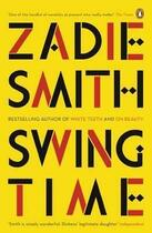 Couverture du livre « Swing time » de Zadie Smith aux éditions Adult Pbs
