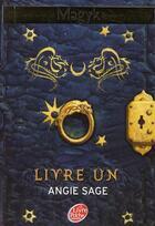 Couverture du livre « Magyk t.1 » de Angie Sage aux éditions Hachette Jeunesse