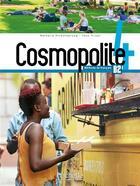 Couverture du livre « Cosmopolite 4 : livre de l'eleve + dvd-rom (audio, video) » de Hirschsprung/Tricot aux éditions Hachette Fle