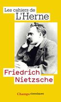 Couverture du livre « Friedrich Nietzsche » de Collectif aux éditions Flammarion