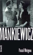 Couverture du livre « Mankiewicz » de Pascal Merigeau aux éditions Denoel
