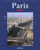 Couverture du livre « Paris » de Gerard Bauer aux éditions Scala