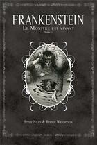Couverture du livre « Frankenstein, le monstre est vivant t.1 » de Steve Niles et Bernie Wrightson aux éditions Soleil