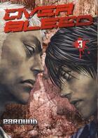Couverture du livre « Over bleed t.3 » de 28round aux éditions Ki-oon