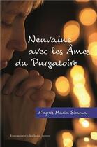 Couverture du livre « Neuvaine avec les âmes du purgatoire » de Maria Simma aux éditions R.a. Image