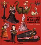 Couverture du livre « Comment ratatiner les vampires ? » de Garrigue et Catherine Leblanc aux éditions Glenat Jeunesse