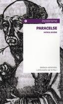 Couverture du livre « Paracelse » de Patrick Riviere aux éditions De Vecchi