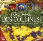 Couverture du livre « La cuisine des collines » de Magali Amir aux éditions Edisud