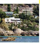 Couverture du livre « Cap moderne ; Eileen Gray et Le Corbusier, la modernité en bord de mer » de Tim Benton aux éditions Patrimoine