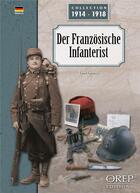 Couverture du livre « Der französische infanterist » de Yann Thomas aux éditions Orep