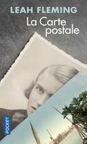 Couverture du livre « La carte postale » de Leah Fleming aux éditions Pocket
