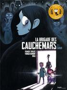 Couverture du livre « La brigade des cauchemars t.1 ; Sarah » de Franck Thilliez et Drac et Yomgun Dumont aux éditions Jungle
