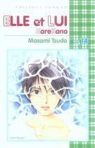 Couverture du livre « Elle et lui t.14 » de Masami Tsuda aux éditions Tonkam