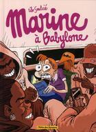 Couverture du livre « Marine à Babylone » de Tibo Soulcie et Roger Unter aux éditions Drugstore