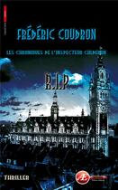Couverture du livre « R.I.P. » de Frederic Coudron aux éditions Ex Aequo