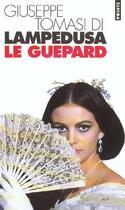 Couverture du livre « Guepard (Le) » de Tomasi Di Lampedusa aux éditions Points