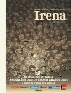 Couverture du livre « Irena ; l'ange du ghetto » de Jean-David Morvan et Severine Trefouel et David Evrard aux éditions Glenat