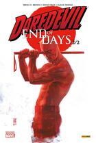 Couverture du livre « Daredevil - end of days T.2 » de David Mack et Klaus Janson et Bill Sienkiewicz et Brian Michael Bendis aux éditions Panini