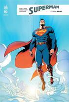 Couverture du livre « Superman rebirth T.4 ; aube noire » de Patrick Gleason et Doug Mahnke et Peter J. Tomasi aux éditions Urban Comics