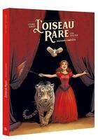 Couverture du livre « L'Oiseau rare ; COFFRET T.1 ET T.2 » de Eric Stalner et Cedric Simon aux éditions Bamboo