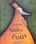 Couverture du livre « Contes Des Sages Et Des Fous » de Bichonnier/Hugh-Lupt aux éditions Le Sorbier
