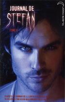 Couverture du livre « Journal de Stefan t.6 ; manipulés » de Kevin Williamson et Julie Plec et L. J. Smith aux éditions Black Moon