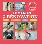 Couverture du livre « Manuel de la rénovation » de Catherine Levard aux éditions Massin