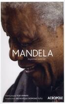 Couverture du livre « Mandela ; le portrait autorisé » de Mike Nicol aux éditions Acropole